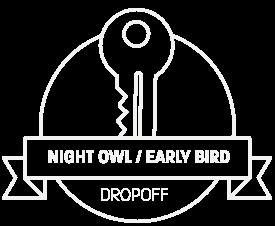 drop-off
